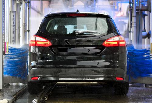 Nettoyage auto