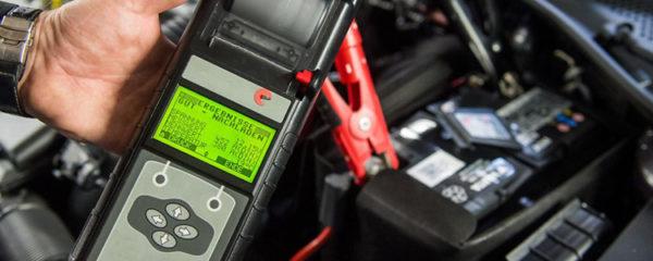 Testeur de batterie pour voiture